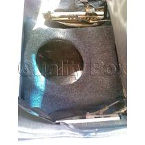 Caixa De Fibra Lateral Reforçada Fiat Fiorino (até 2013)
