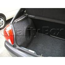 Caixa De Fibra Lateral Reforçada Fiesta Hatch (1996-2001)