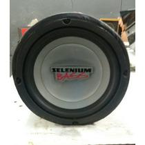 Bazuca De 8 Selenium Bass 120rms Em Ótimo Estado(usado)!