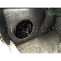 Caixa De Fibra Lateral Reforçada Fiat Tempra