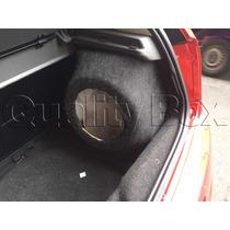 Caixa De Fibra Lateral Reforçada Fiat Punto (até 2015)