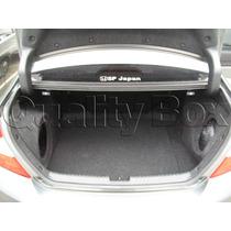 Caixa De Fibra Lateral Honda Civic (2012-2015) - Duas Caixas