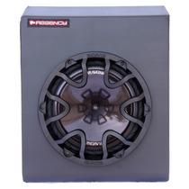 Caixa Selada Regency Com Bravox Premium P10x-d4 160w Rms