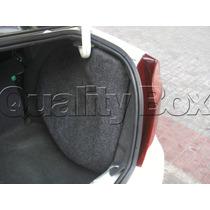 Caixa De Fibra Lateral Reforçada Corsa Sedan Novo (02-2013)
