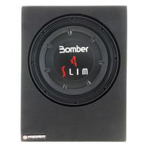 Caixa Amplificada Ativa Slim Com 1 Subwoofer 10