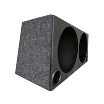 Caixa Para 2 Subwoofers De 15 Polegadas Até 3000 Rms Cada
