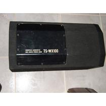 Bandpass Pioneer 10 Polegadas Ts-wx100 Gti Equal. Vw Bmw