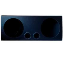 Caixa Som Acústica 2 Sub 12 Dutada 100 Litros Fiação Grátis