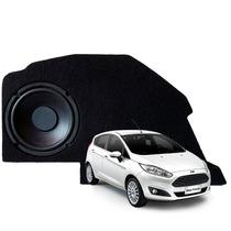 Caixa Amplificada Ford New Fiesta 120w Sub 8 + Rca Gratis