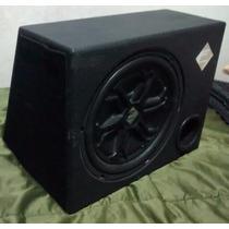 Caixa De 12 - Falcon Bass Reflex - 150w Rms