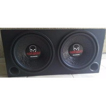 Caixa Com 2 Subwoofer 15 Polegada