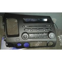 Rádio Do New Civic . Funciona Apenas Rádio E O Cabo Auxiliar