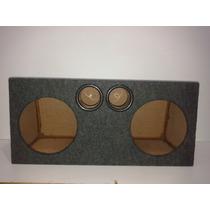 Caixa Dutada Dupla Sub 12 P/ Pioneer- Bravox -uxp- Premium