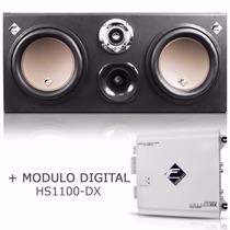 Caixa Trio Eletrico 12 + Módulo Digital Hs1100 Falcon