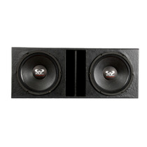 Caixa Ideal C/ 2 Woofer Ultravox 12 400 Wrms