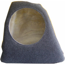 Caixa Selada De Fibra Lateral Esquerda Para Fox 4 Portas
