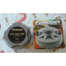 4 Cornetas Drivers Falcon 100rms