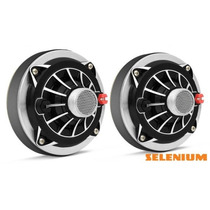 Kit 2 Drivers Jbl Selenium D250 Trio Fenolico 200w Rms 8 Ohm