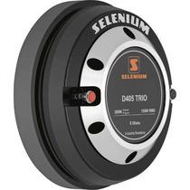 Driver Selenium Fenólico D405 Trio 150w Rms 8 Ohms 110 Db