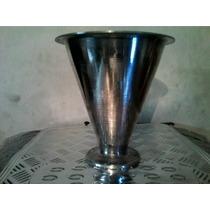 Cone Jarrão De Parafuso Alumínio Polido D405,d405 Trio Hinor