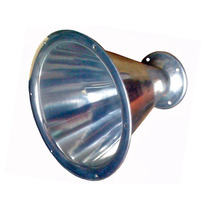 Cone Corneta Jarrão Em Alumínio Polido Para Driver* Parafuso