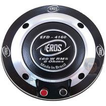 Driver Fenólico Eros Efd - 4160 160watts Rms 8 Ohms