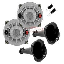 Par D250x Driver Selenium + Boca + Capacitores