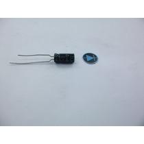 Capacitor Eletrolitico 22uf X 25v 85gr (pct 10pçs)