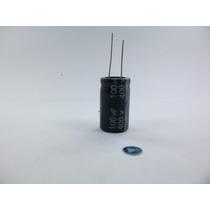 Capacitor Eletrolitico 100uf X 400v 105gr