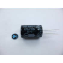 Capacitor Eletrolitico 470uf X 100v 85gr