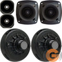 Kit Trio Jbl Selenium 2 Driver D200 + 2 Tweeter St200 Goias