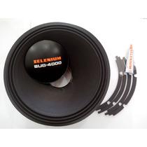 Kit Reparo Para Alto Falante Selenium 15 4ohms 15sw4000