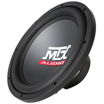 Subwoofer Altofalante Mtx Rts12-44 Road Thunder 250rms 4ohms