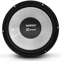 Subwoofer Magnum Bass 12 Polegada 500w Alto Falante Susp Bor