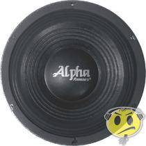 Alto Falante Alpha Khromus 18 Alpha 1200w 8r P R O M O Ç Ã O