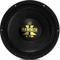 Woofer Eros 12 Polegadas 2350w Rms Hammer 4.7k Alto Falante