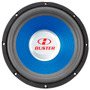 Subwoofer H-buster Combat 12 Pol. 200w Rms + Caixa Selada