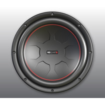 Subwoofer Reference Mb Quart 10 Rwm 252 - 700 Wrms