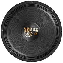 Woofer Eros Target Bass 3.0k E15 Pol 1.500w Rms 3k