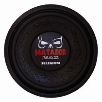 Subwoofer 12 Selenium Matador 12sw12a Max