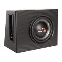 Caixa De Som Amplificada Hinor Active Box Compact Carbono