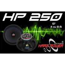 Alto Falante Hard Power Hp 250 12 250wrms