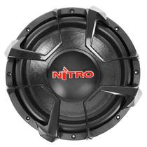 Alto Falante Subwoofer 12 Spyder Nitro G4 700 W Tela Grátis