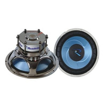 Subwoofer 12 Roadstar Rs-1250ths Bobina Dupla 300rms 4+4ohm