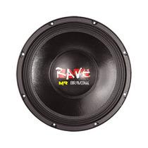 Woofer Bravox Rave Rv12 Mr S4 2.2 Kw 12 Pol 900 Rms Pancadao