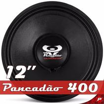 Woofer Alto Falante Ultravox Pancadao 400 12 Pol. 400w Rms