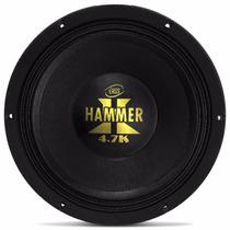 Eros Hammer 4.7k 12 Polegada 2350w Rms Alto Falante Som