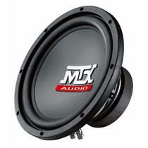 Subwoofer De 10 Mtx Rt10-04 750w Som Automotivo