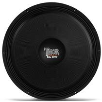 Falante Thor 18 1500w Rms P/ Caixa Eros Sds Target Bass T18