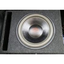 Subwoofer Dd Audio Dd515 550 Wrms D4 + Caixa Dutada